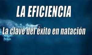 la eficiencia en la natacion