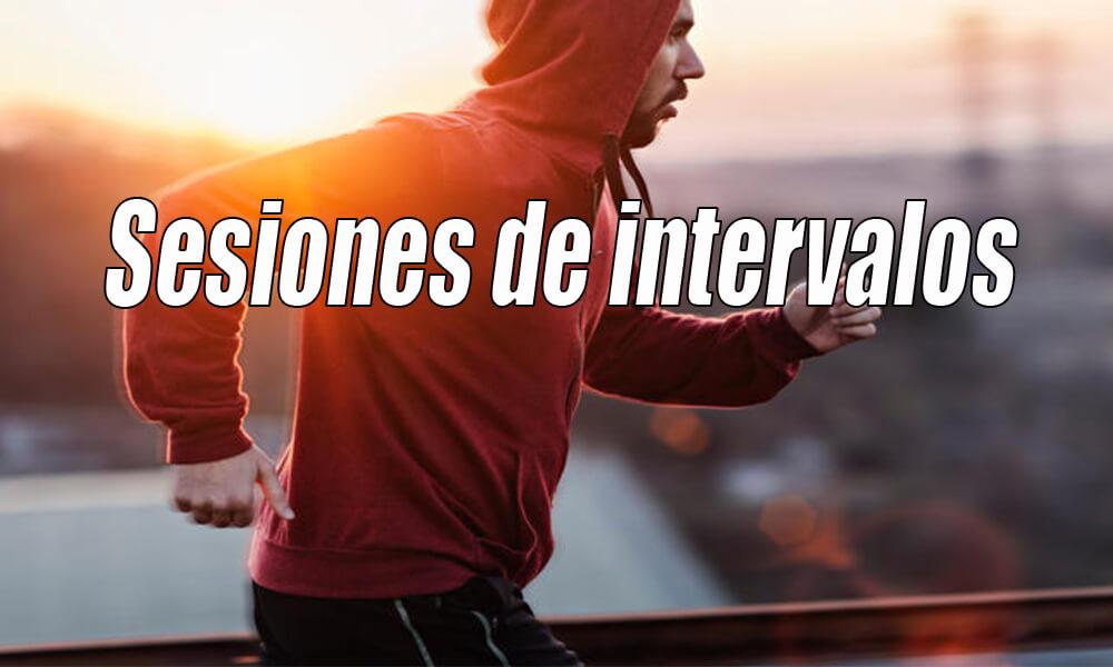 Sesiones intervalos para correr | Mejora tu rendimiento