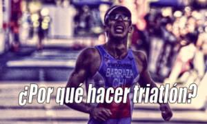 ¿Por qué haces triatlón?