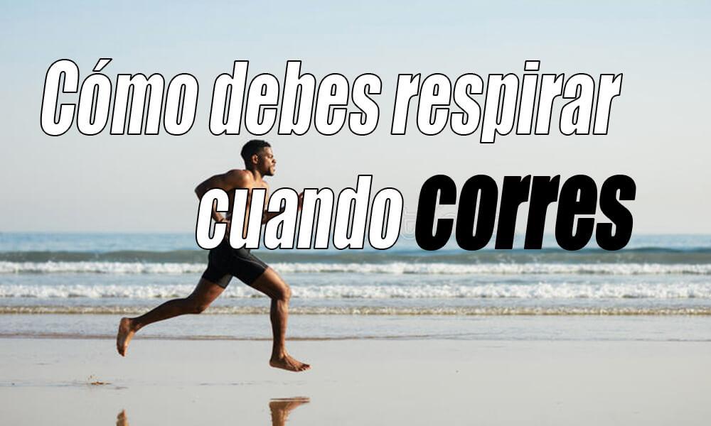 Cómo debes respirar cuando corres | trucos | Consejos | Correr mejor
