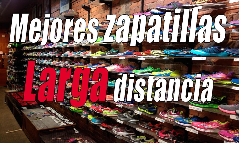 Mejores zapatillas para correr maratón y media maratón