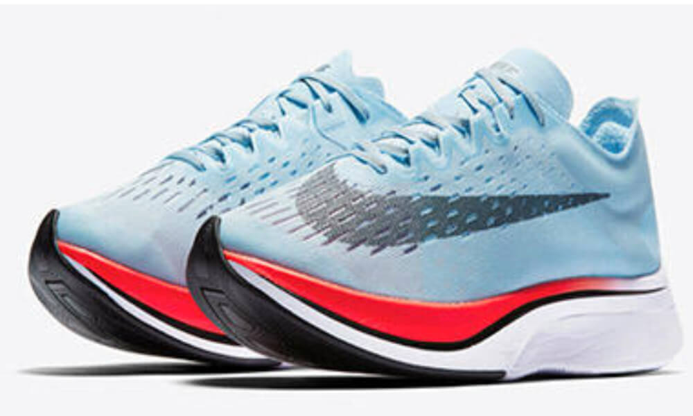 new product fcfc3 9ddf0 Nike Zoom Vaporfly 4% El análisis