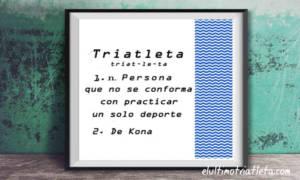diccionario de triatlón