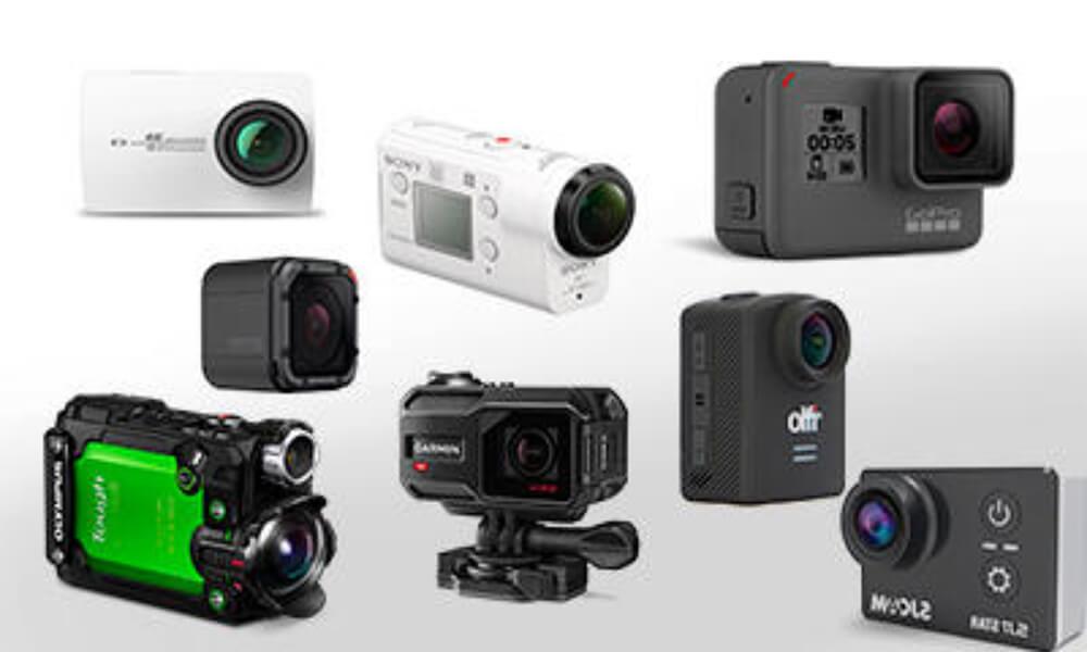 Mejores cámaras de acción de 2019 | Grabarás tu mejor momento