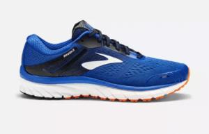 brooks zapatillas azules