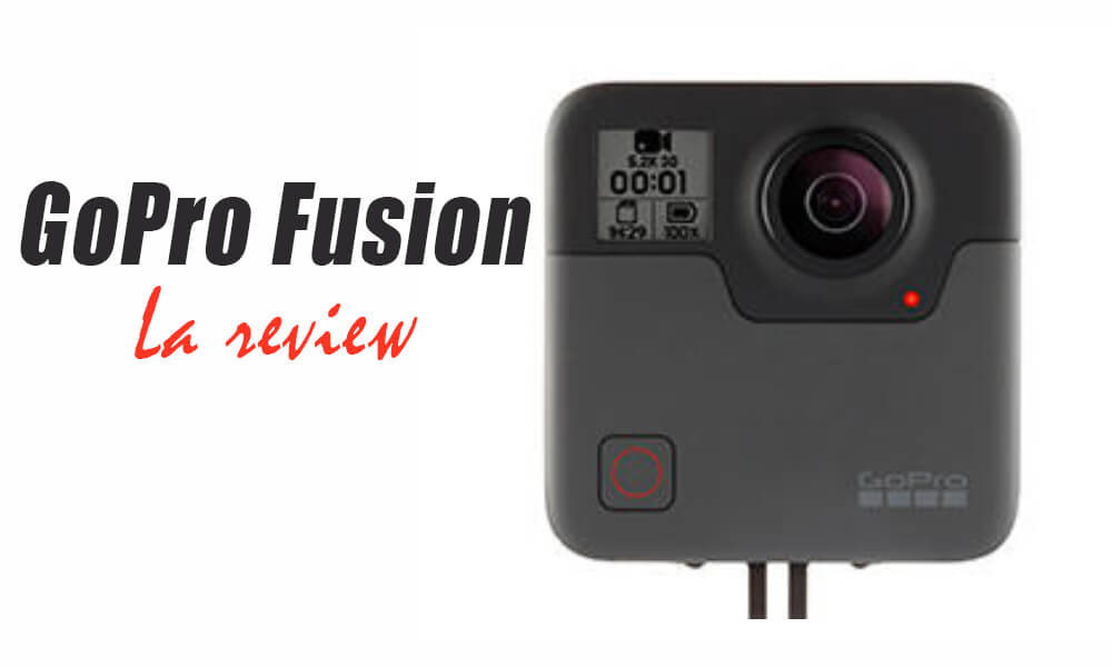 GoPro Fusion | Análisis de la cámara 360º