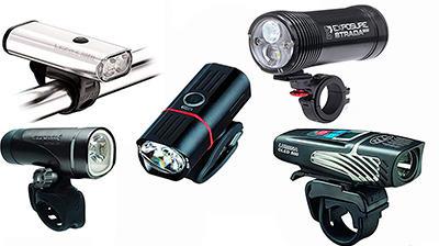 Mejores luces delanteras para bicicletas del mercado