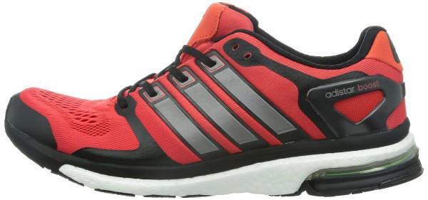detailed pictures 2a7e6 d236f Adidas Adistar Boost ESM. Es una zapatilla que cuenta con la tecnología  Techfit, que es un diseño de compresión multi-deportivo.