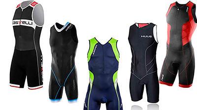 Mejores trajes o monos de triatlón que puedes comprar