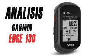 analisis garmin edge 130