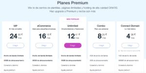 PLANES premium