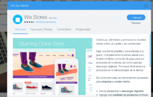 wix store review