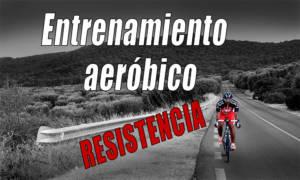 Entrenamiento aeróbico resistencia ciclismo