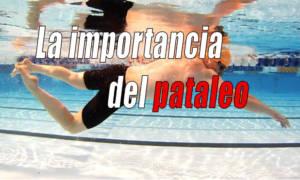 La importancia de mover las piernas cuando nadamos en triatlón