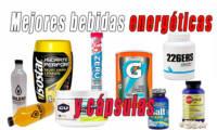 Mejores bebidas energéticas 2018 | Bebidas en polvo y cápsulas