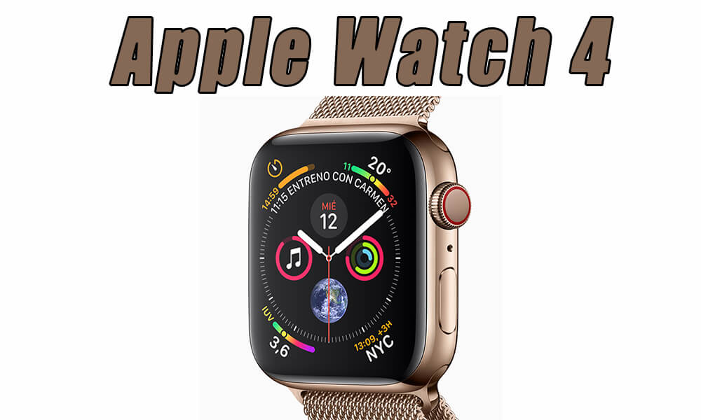 Apple Watch 4: Primeros análisis | Review | Comparativa