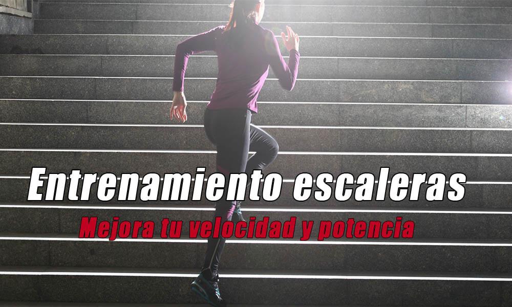 Entrenamiento de escaleras para triatletas | Potencia y velocidad