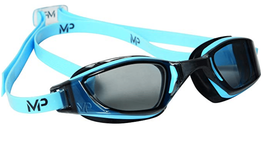 MP Michael Phelps gafas natacion