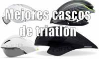 Mejores cascos de triatlón | Comparativa | 2018 | Guía de compra