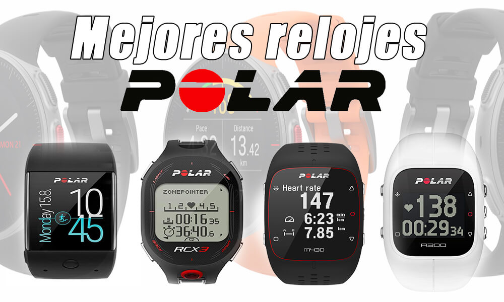 87efaf637dcf Los mejores relojes de Polar del mercado 2019