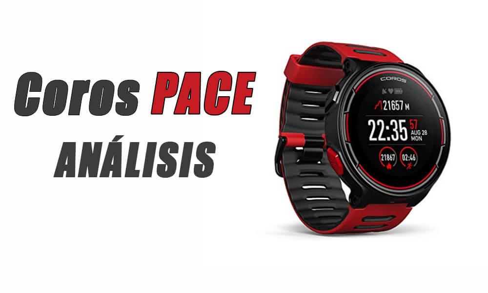 Coros Place: Análisis y review | Reloj triatlón | Opinión