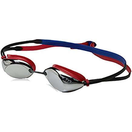 5d91f1cc86 Estas gafas de natación de TYR, diseñadas específicamente para su uso en  ambientes al aire libre, son elegantes y muy funcionales.