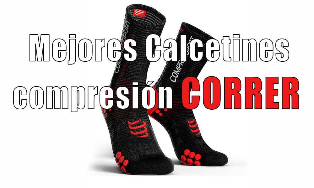 Mejores calcetines de compresión para correr 2019 | Comparativa