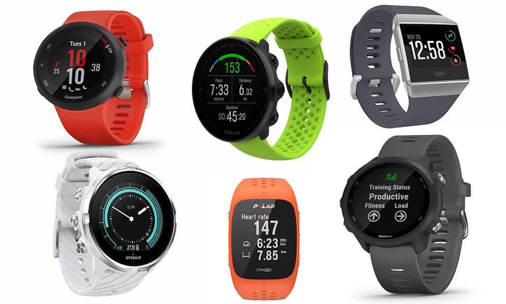 Los mejores relojes GPS para correr en 2019 | Pulsómetros