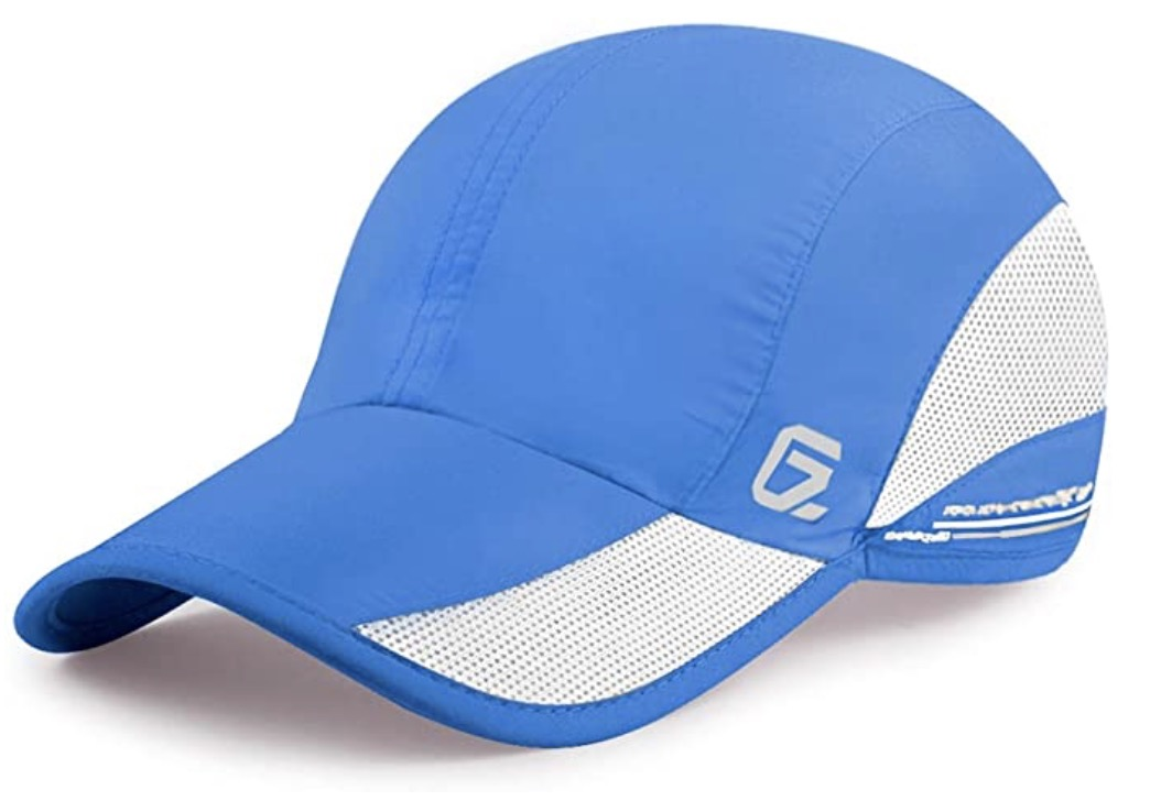 GADIEMKENSD Quick Dry Sports Hat
