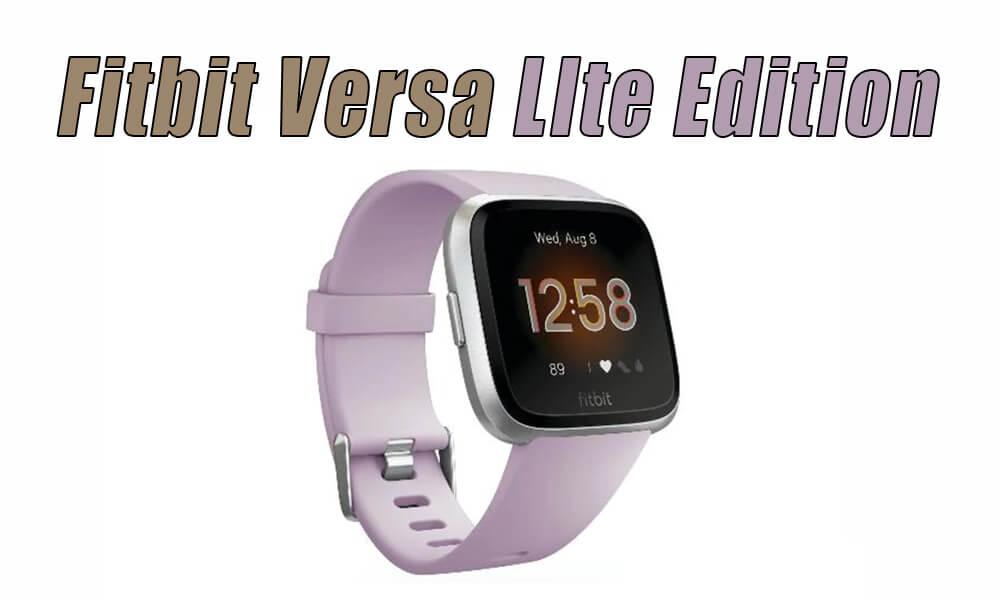 Análisis reloj Fitbit Versa LIte Edition | Opinión y review