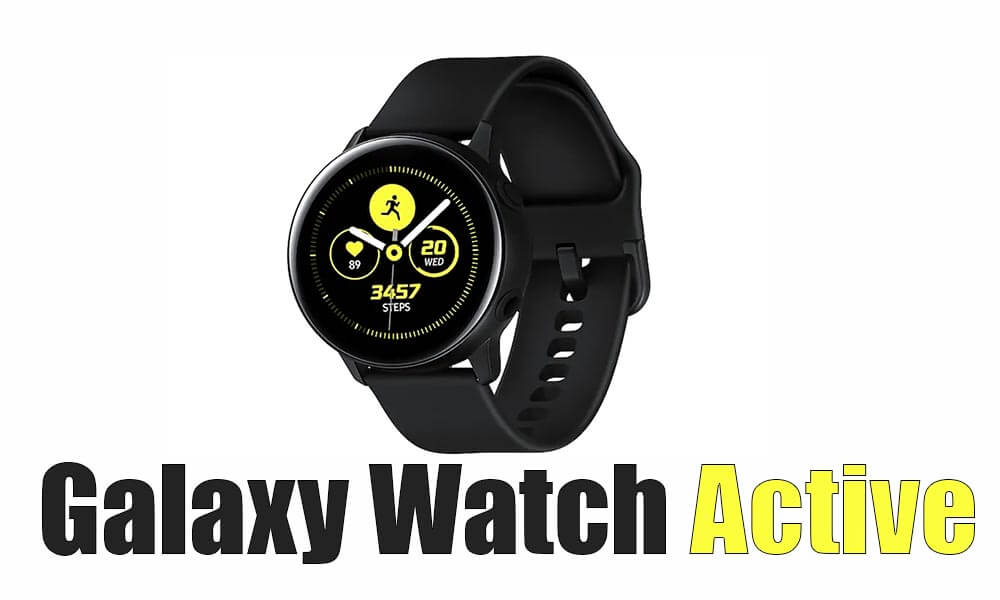 Samsung Galaxy Watch Active | Análisis, review y opinión