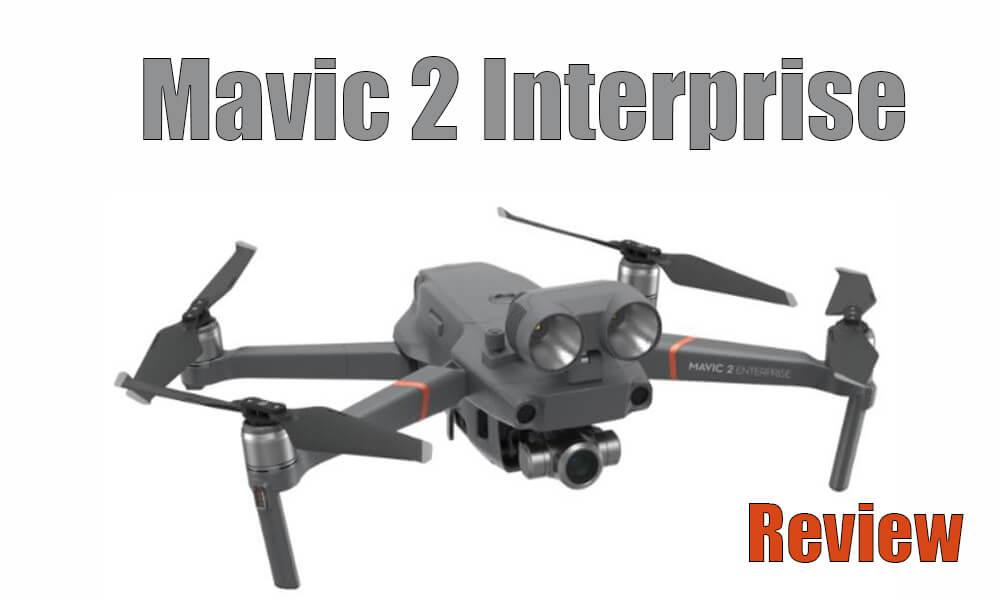 El DJi Mavic 2 Enterprise es el nuevo drone | Drone para salvar vidas
