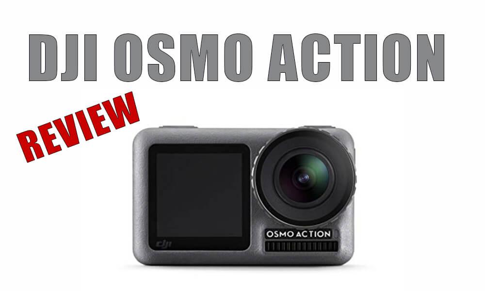 DJI Osmo Action: Análisis y opinión | Comparativa con GoPro