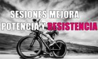 5 sesiones de ciclismo para potencia y resistencia | Entrenamiento
