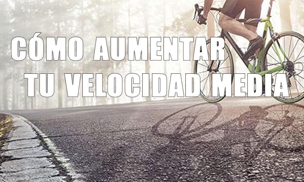 Cómo pedalear más rápido y aumentar tu velocidad media | Ciclismo