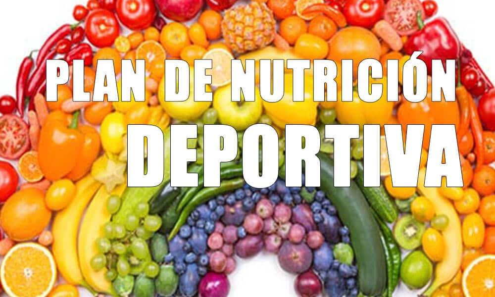 Plan de nutrición para triatletas | Cómo comer sano