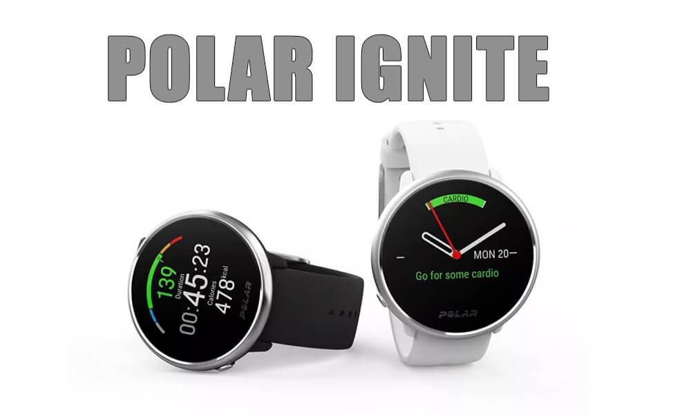 Polar Ignite: Análisis y opinión | Pulsómetros | Relojes