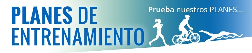 Planes entrenamiento triatlon sprint-olímpico-medio Ironman-Ironman-mantenimiento