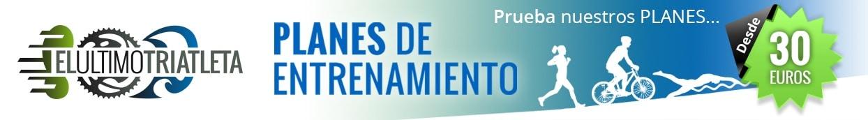 El ultimo triatleta Logo