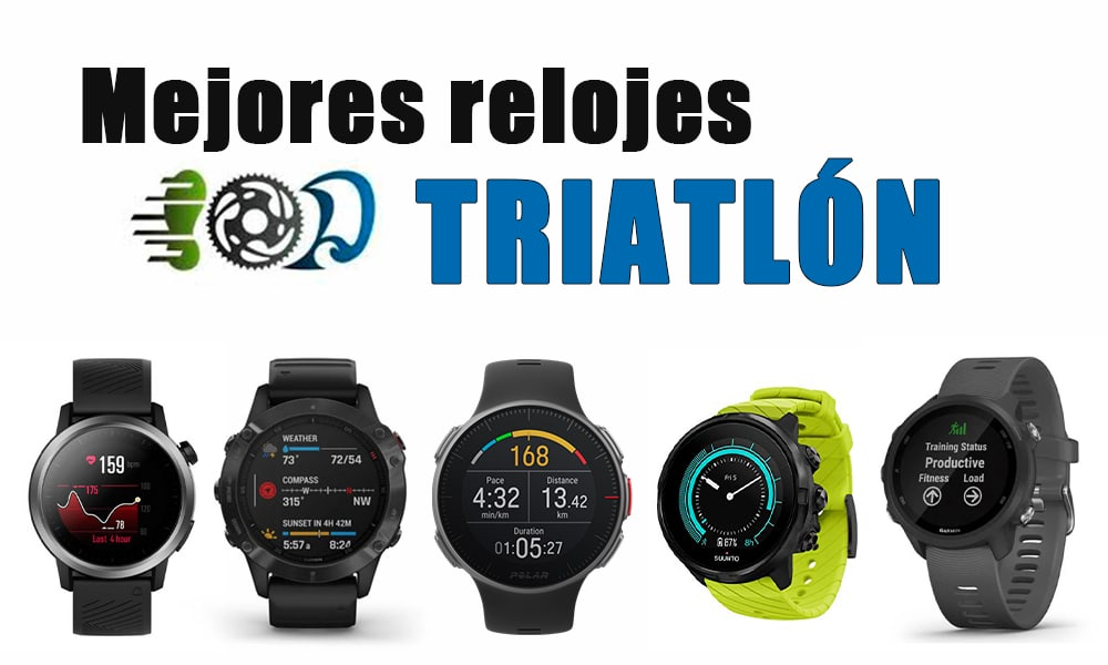 ¿Cuál es el Mejor reloj de triatlón Calidad Precio? Descúbrelo en nuestra comparativa.☝Relojes para triatlón más vendidos