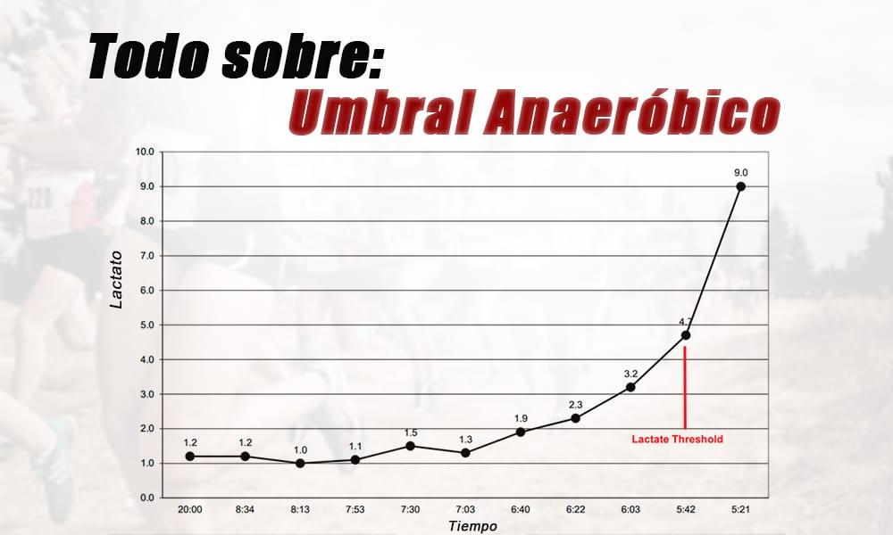 Umbral anaeróbico: Qué es, Para qué sirve y Cómo entrenarlo