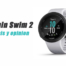 Garmin Swim 2 Análisis y Revisión | Reloj Para Nadar