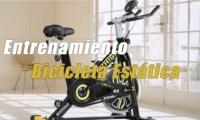 Entrenamiento De Bicicleta Estática | 13 Ejercicios