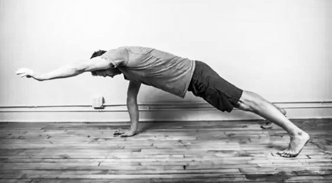 flexion a un brazo