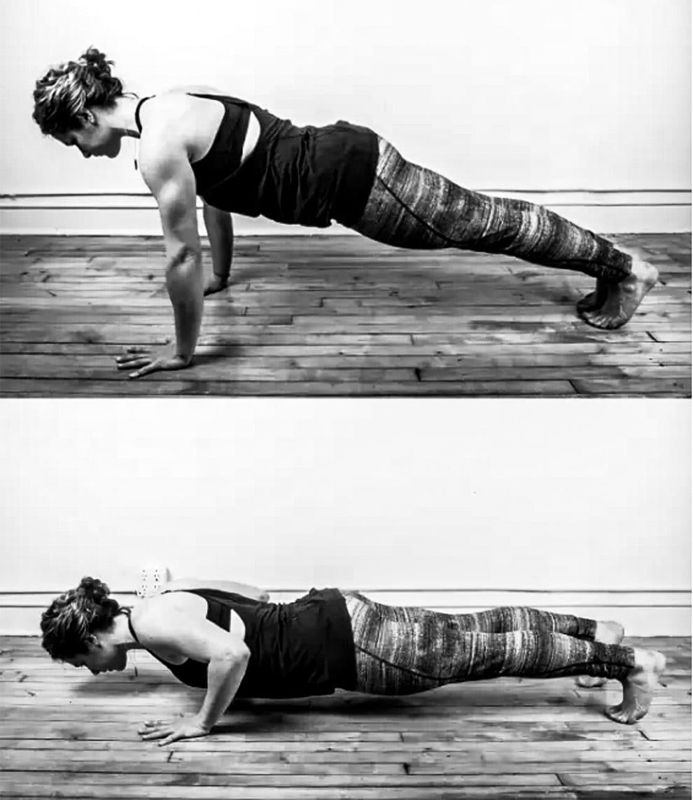 flexión básica