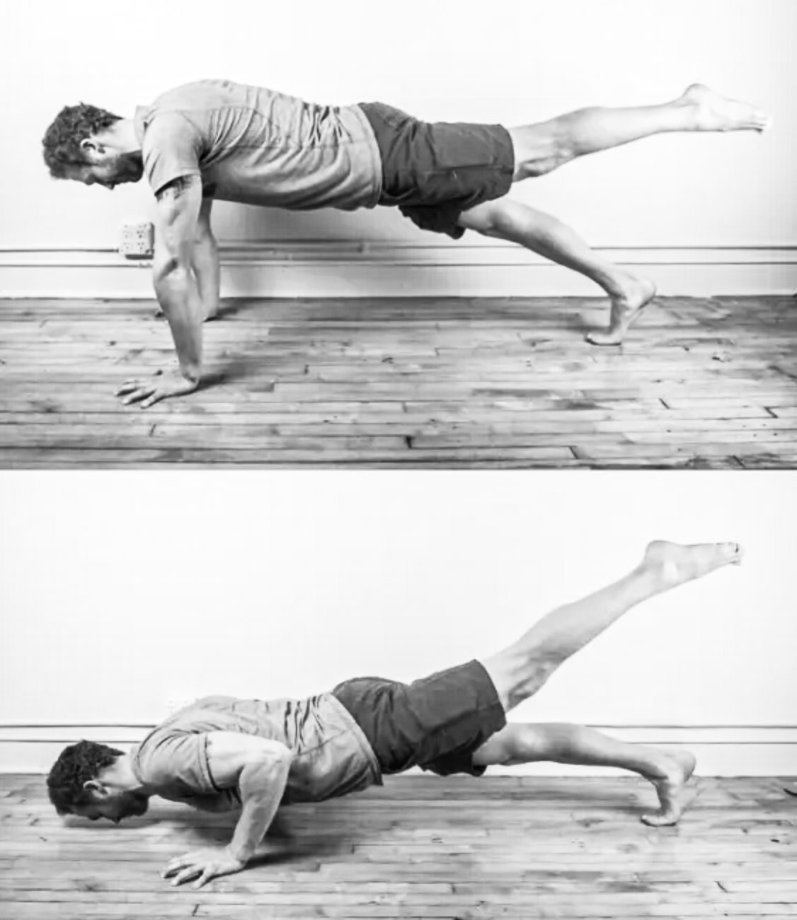 flexion levantar pierna