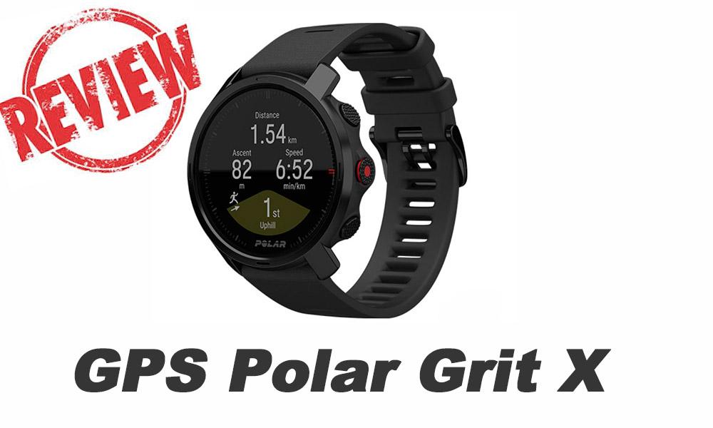 GPS Polar Grit X análisis revision review