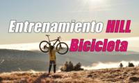 Entrenamiento Hill para bicicleta