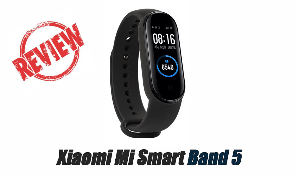 Xiaomi Mi Smart Band 5 analisis y opinion
