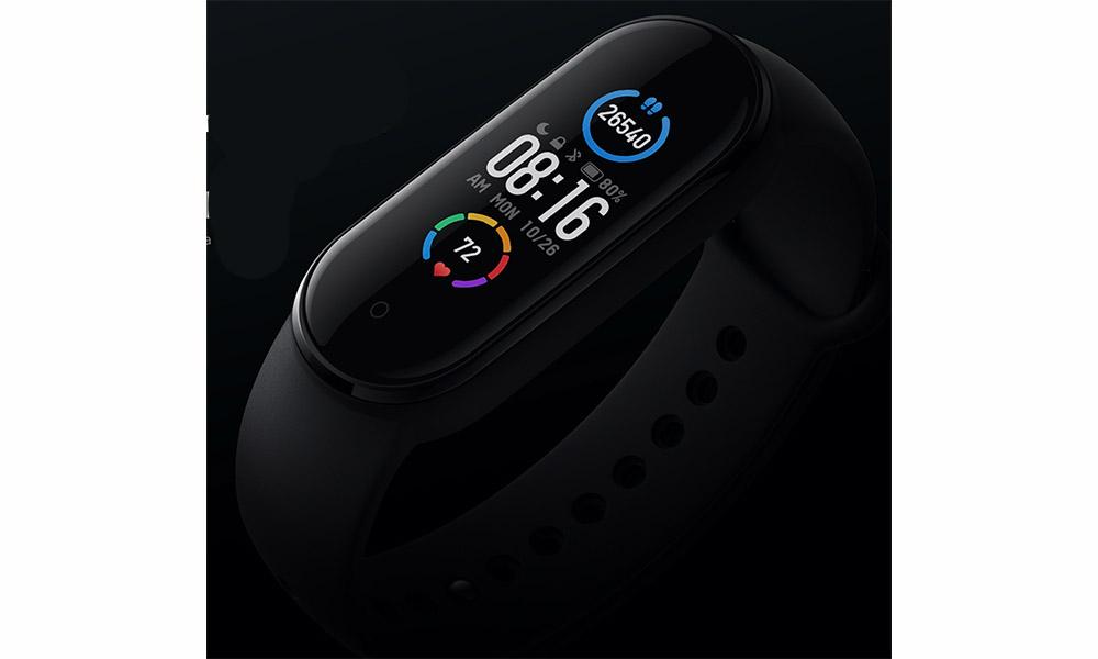 Xiaomi Mi Smart Band 5 black